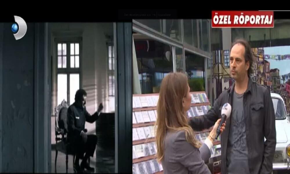 Timuçin Esen, Müslüm filmi ile ilgili Kanal D'e konuştu