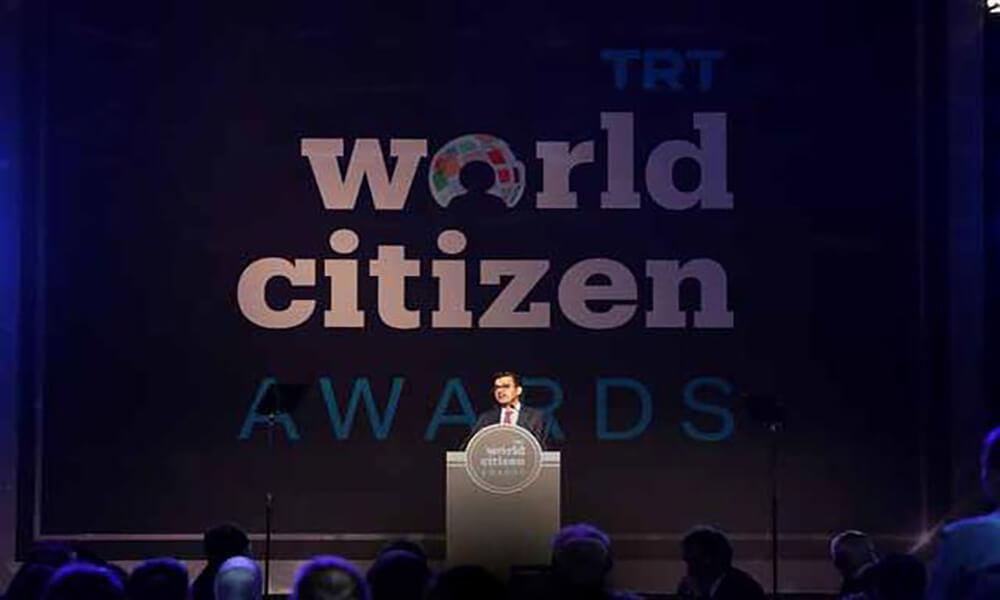 TRT World Citizen ödüllerinin sahipleri belli oldu