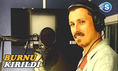 Polat Alemdar'ın sesi 'Umut Tabak'ın burnu kırıldı