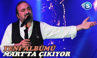 Volkan Konak'ın yeni albümü Mart ayında çıkıyor!