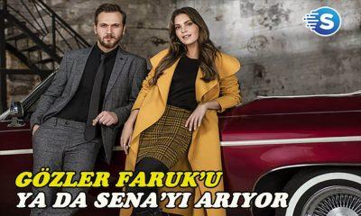 Defacto reklamında gözler Faruk'u veya Sena'yı arıyor!