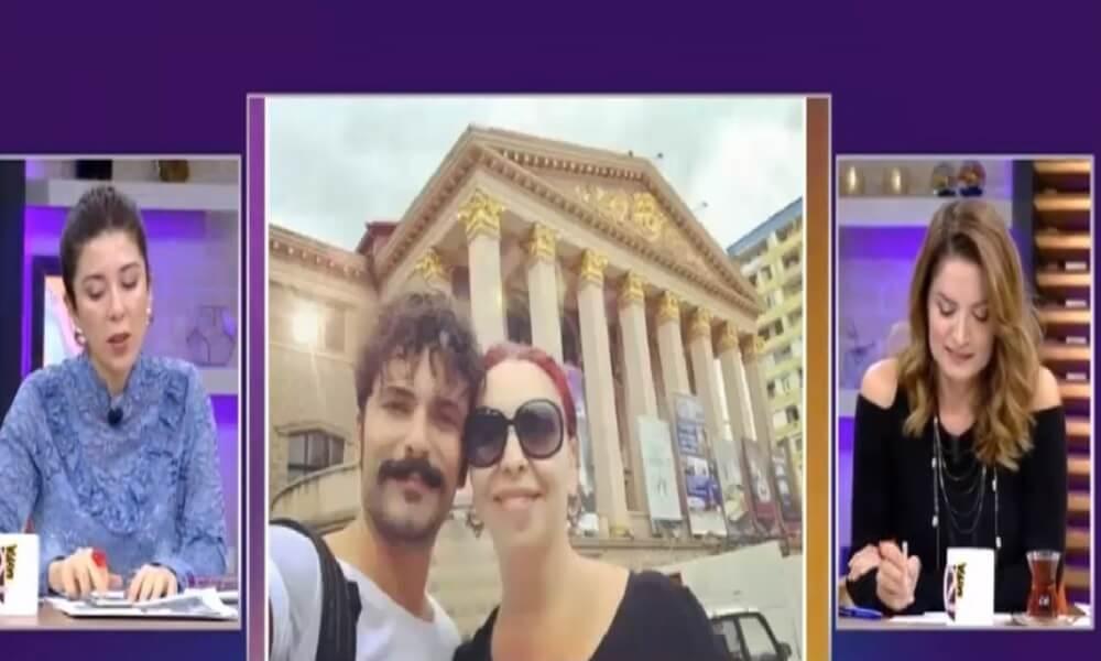 Yeni Gelin dizi setinde büyük aşk!