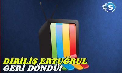 7 Kasım reytingleri - Diriliş Ertuğrul tahtını geri aldı
