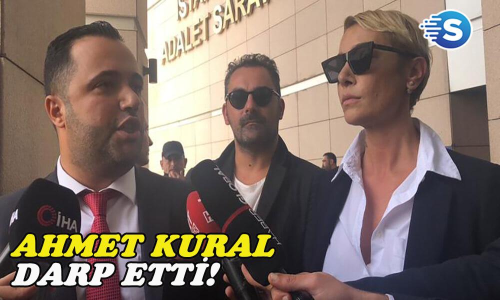 Ahmet Kural, Sıla'yı dövdü!