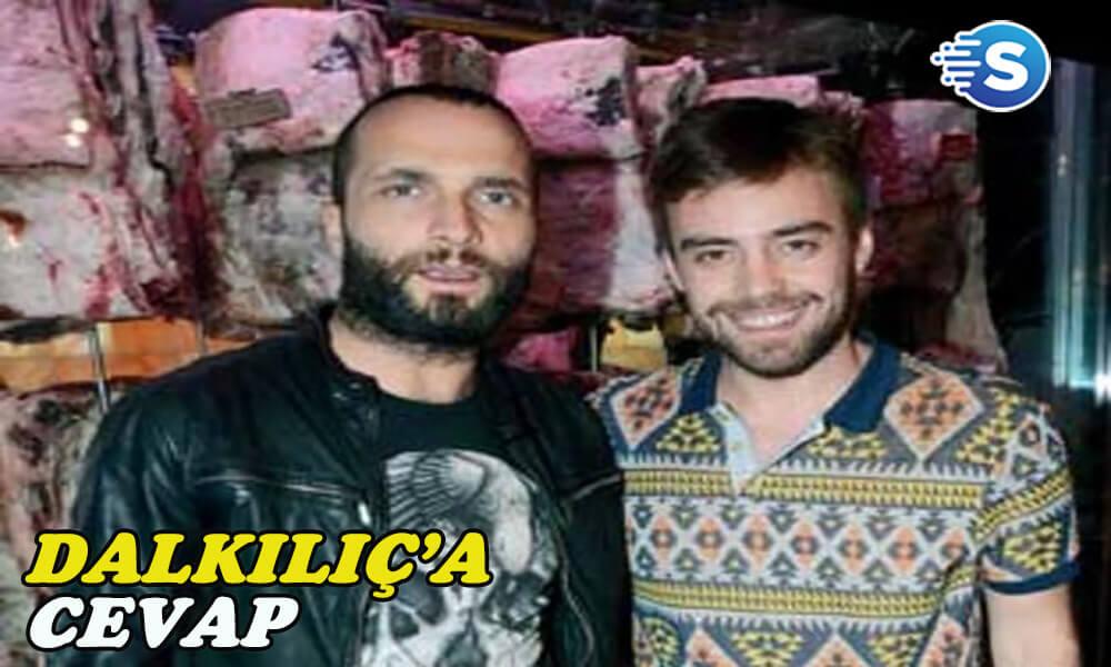 Berkay'dan Murat Dalkılıç'a cevap