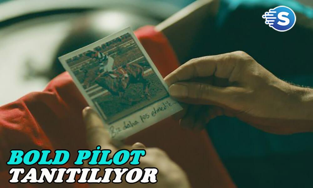 Dizilerde, Bold Pilot üzerinden 'Şampiyon' filmi tanıtılıyor