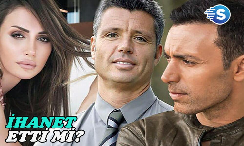 Emina Jahovic, Mustafa Sandal'ı aldattı mı?