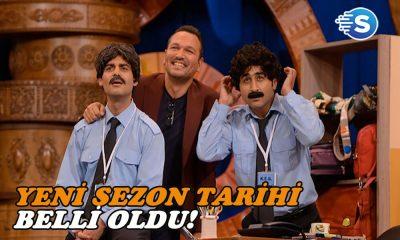 Güldür Güldür yeni sezonu ne zaman başlıyor? Yayın tarihi belli oldu!