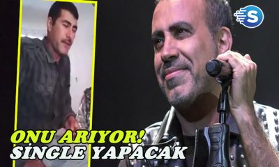 Haluk Levent İbrahim Tatlıses'e benzeyen sese single yapacak!