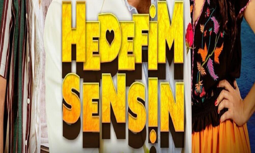 Ata Demirer'in yeni filmi Hedefim Sensin afişi yayınlandı!