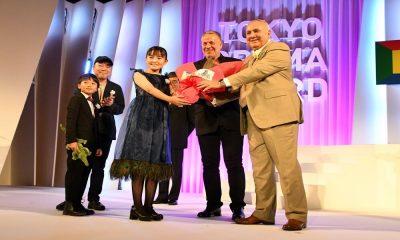 Kadın dizisi Tokyo Drama Ödülleri'nden ödül aldı
