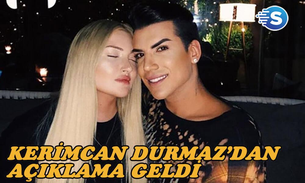 Kerimcan Durmaz, suç duyurusu sonrasında açıklama yayınladı