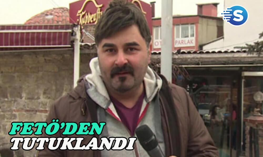 Maceracı programını sunan Murat Yeni, FETÖ'den tutuklandı