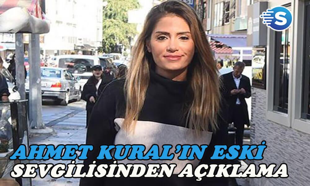 Ahmet Kural'ın eski sevgilisi Naz Çekem'den yeni açıklamalar!
