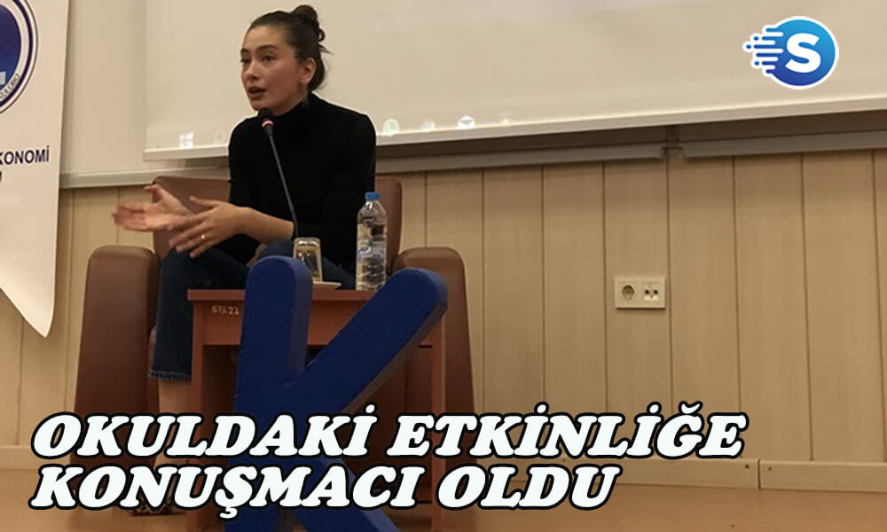 Neslihan Atagül, The Talking Days'de konuştu