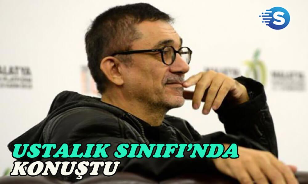 Nuri Bilge Ceylan, Malatya Film Festivali'nde Ustalık Sınıfı'na konuşmacı oldu