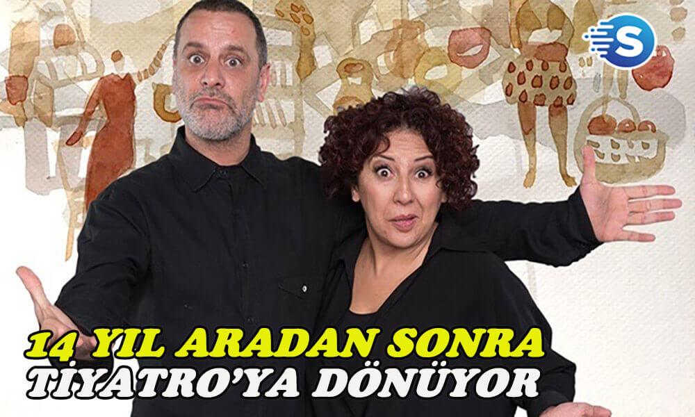 Ozan Güven, Don Kişot'um Ben oyunu ile tiyatroya dönüyor!