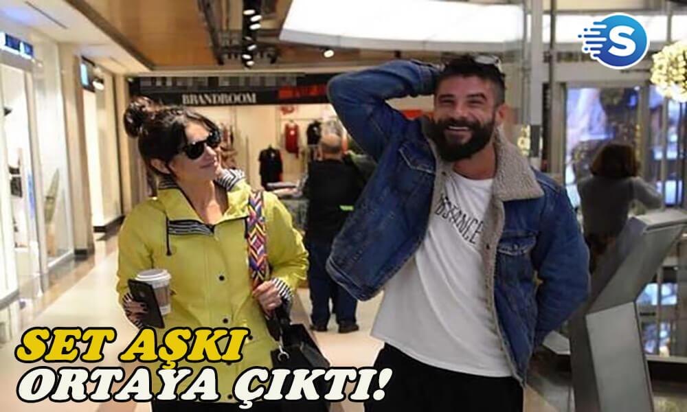 Pınar Deniz ve Berk Cankat aşkı ortaya çıktı