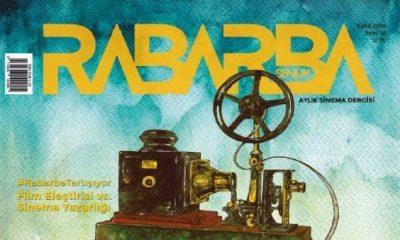 Rabarba Şenlik Dergisi yayına ara verdi