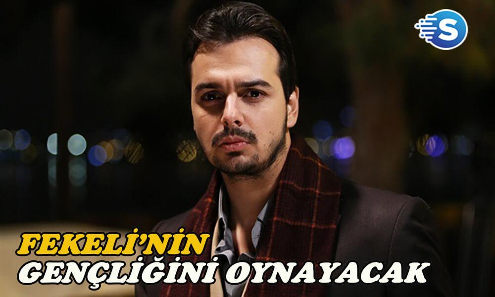 Fekeli'nin gençliğini Kerem Alışık'ın oğlu Sadri Alışık oynayacak!