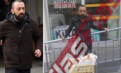 Simit satan oyuncu Sedat Payas, 2. sayfaya konuk oldu!