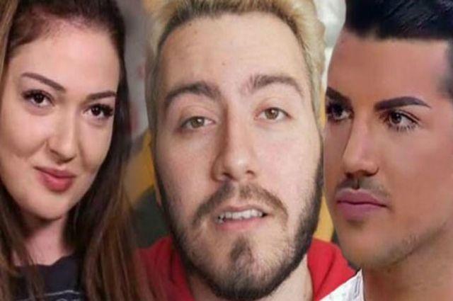 Sosyal medya fenomenleri Enes Batur, Kerimcan ve Danla Bilic için suç duyurusunda bulunuldu