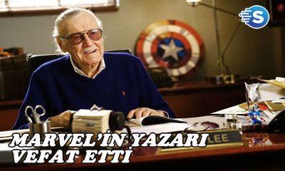 Marvel çizgi romanlarının yazarı Stan Lee hayatını kaybetti
